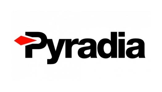 Pyradia Inc använder mjukvara för lastplanering EasyCargo