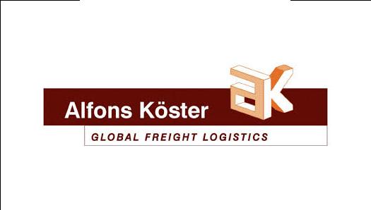 Alfons Köster använder mjukvara för lastplanering EasyCargo
