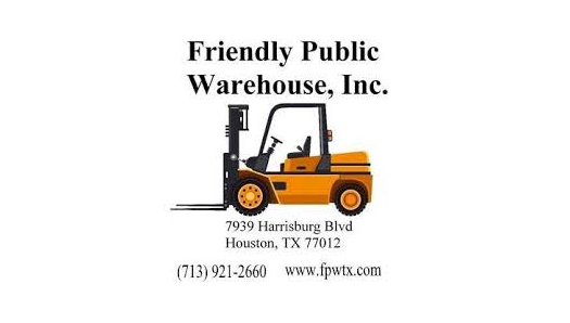 Friendly Public Warehouse is using loading planner EasyCargo