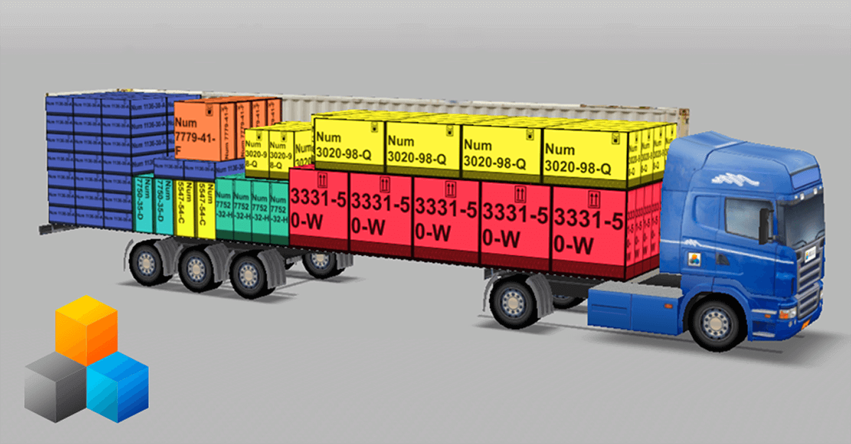 Container and truck load planning software | EasyCargo