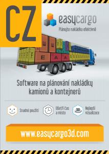 EasyCargo Leaflet A4 CZ