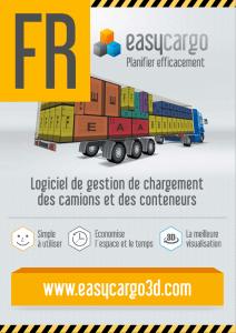 EasyCargo Leaflet A4 FR