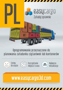 EasyCargo Leaflet A4 PL