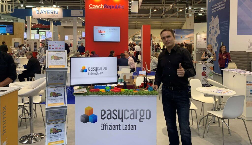 EC Transport Logistic Mnichov