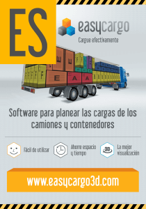EasyCargo Leaflet A4 ES