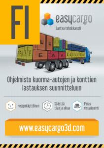 EasyCargo Leaflet A4 FI