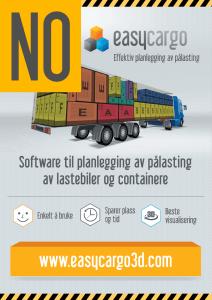 EasyCargo Leaflet A4 NO