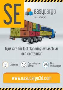 EasyCargo Leaflet A4 SE