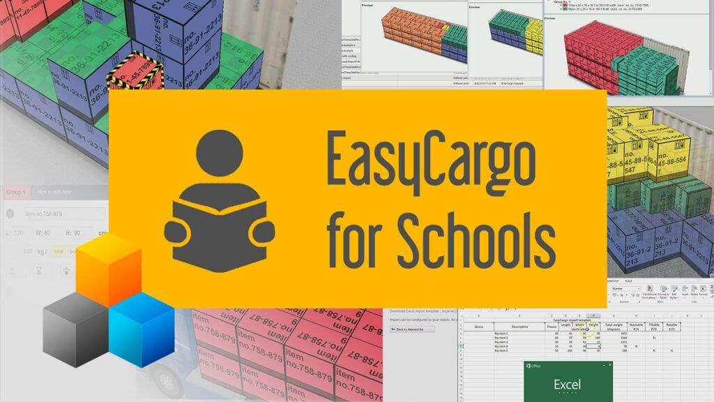 Il software di pianificazione EasyCargo nelle scuole