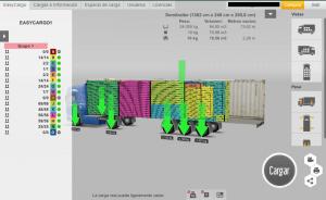 3PL - EasyCargo, un programa para planificar la carga en camiones