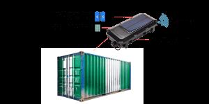 Wlus, venta de dispositivos de rastreo para contenedores