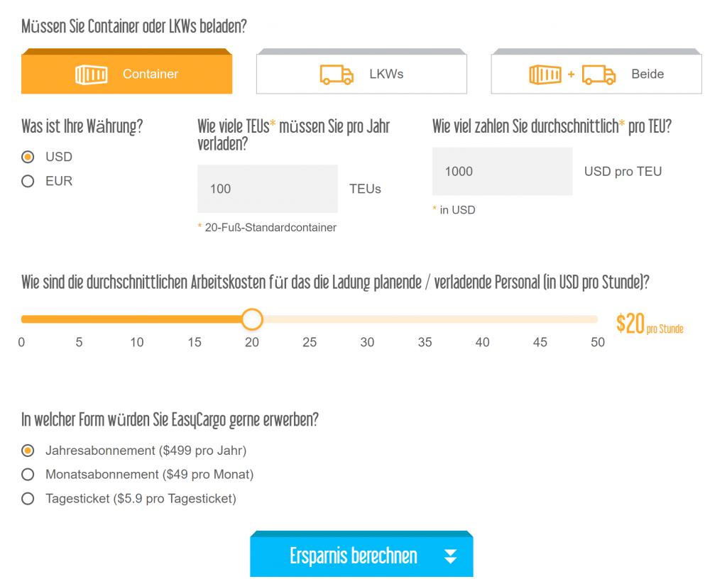 Wie viel können Sie durch die Nutzung einer Ladeplanungssoftware für LKW und Container sparen?