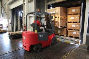 Un programa diseñado para planificar la carga en contenedores y camiones EasyCargo